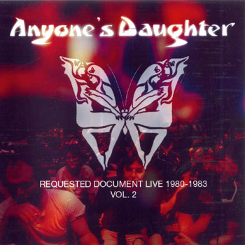 Requested Document Live Vol.2 (2003)